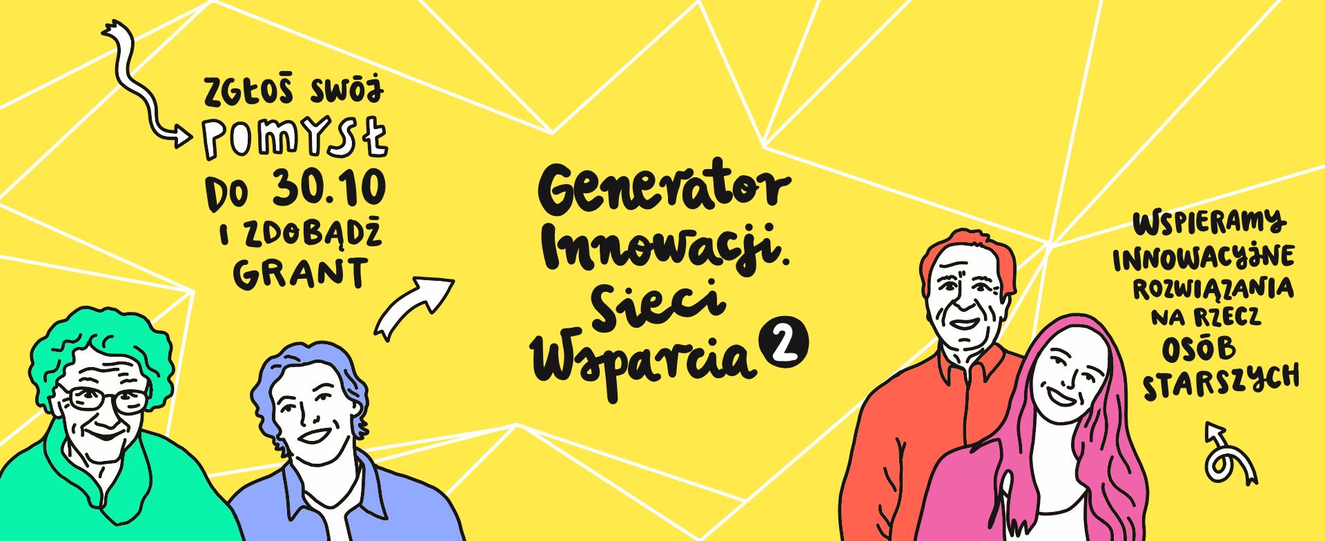 Generator Innowacji. Sieci Wsparcia 2