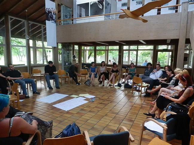 "Seminarium ""Sinti i Romowie w Europie"" - tożsamość, historia, pamięć"