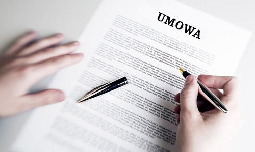 Nowy wzór umowy o dotację